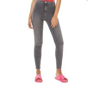 Topshop Joni High-Waisted Jeans